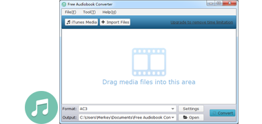 Free Audiobook Converter - Best and fastest Audiobooks DRM