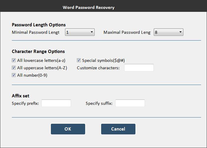 forgotten microsoft word password